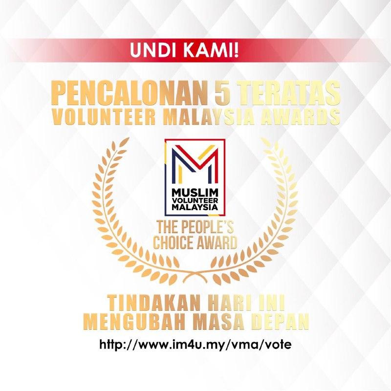 volunteer malaysia awards