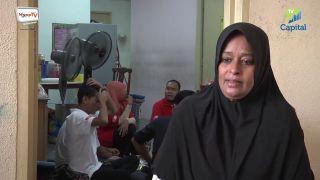 Penerima Bantuan dari Muslim Volunteer Malaysia - MVM