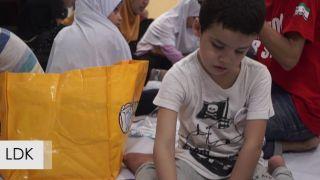 Smtg Iftar Anak Syria