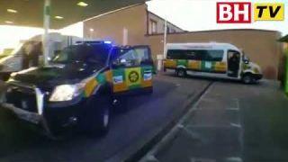 BH TV - Terkini Perjalanan Ambulans dari UK ke Syria
